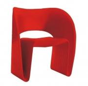 Fotel Raviolo Czerwony Magis