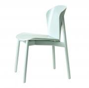Krzesło Finn All Wood Aquamarine Scab Design