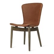 Krzesło Shell Rust-Szary Brąz Mater