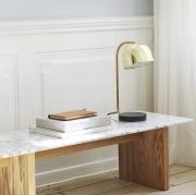 Lampa Stołowa Grant Mosiądz Normann Copenhagen