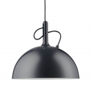 Lampa Wisząca Adjustable Duża Czarna Watt A Lamp