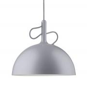 Lampa Wisząca Adjustable Duża Szara Watt A Lamp