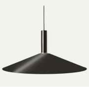 Lampa Wisząca Collect Angle Black Brass Ferm Living