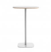 Stół Form 70X70Xh104,5 Cm Biały Normann Copenhagen