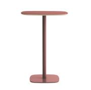 Stół Form 70X70Xh104,5 Cm Czerwony Normann Copenhagen