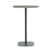 Stół Form 70X70Xh104,5 Cm Zielony Normann Copenhagen
