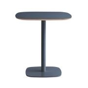 Stół Form 70X70Xh74,5 Cm Niebieski Normann Copenhagen