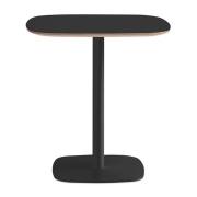 Stół Form 70X70Xh74,5 Cm Czarny Normann Copenhagen
