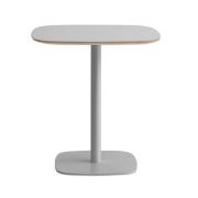 Stół Form 70X70Xh74,5 Cm Szary Normann Copenhagen