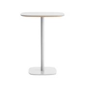 Stół Form 70X70Xh94,5 Cm Biały Normann Copenhagen
