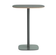 Stół Form 70X70Xh94,5 Cm Zielony Normann Copenhagen