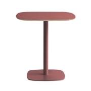 Stół Form 70X70Xh74,5 Cm Czerwony Normann Copenhagen