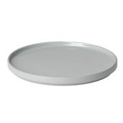 Talerz Deserowy Pilar Mirage Grey Blomus