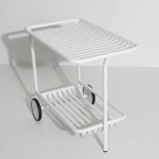 Wózek Barowy Week-End Biały Petite Friture