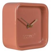 Zegar Stołowy Cute Różowy Zuiver