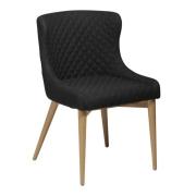 Krzesło Mauro Czarne