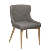 Krzesło Mauro Jasnobrązowe