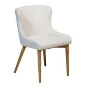 Krzesło Mauro Kremowe