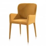 Krzesło Averno Żółte