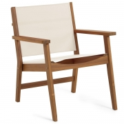 Krzesło Ogrodowe Anders Beżowe