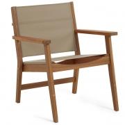 Krzesło Ogrodowe Anders Zielone