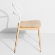krzesło dojo białe Petite Friture