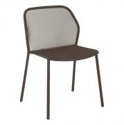 Krzesło Ogrodowe Darwin Indyjski Brąz Emu