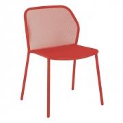 Krzesło Ogrodowe Darwin Czerwone Emu