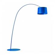 Lampa Podłogowa Twiggy Niebieska Foscarini