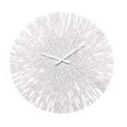 Zegar Ścienny Silk Biały Koziol