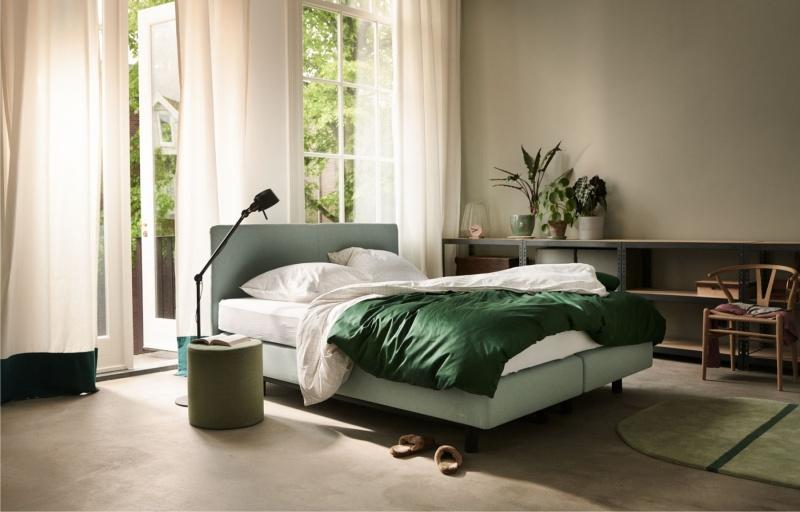 Poznaj nowe łóżka Auping